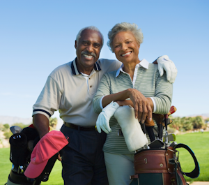 Noboxatall Prescription For Your Success Golfing Couple